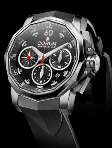 Corum Admirals Cup Challenger 44 Chrono Replica watch 753.671.20/F371 AN52